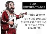 0unemployed
