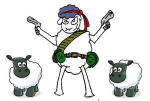 sheep.revenge