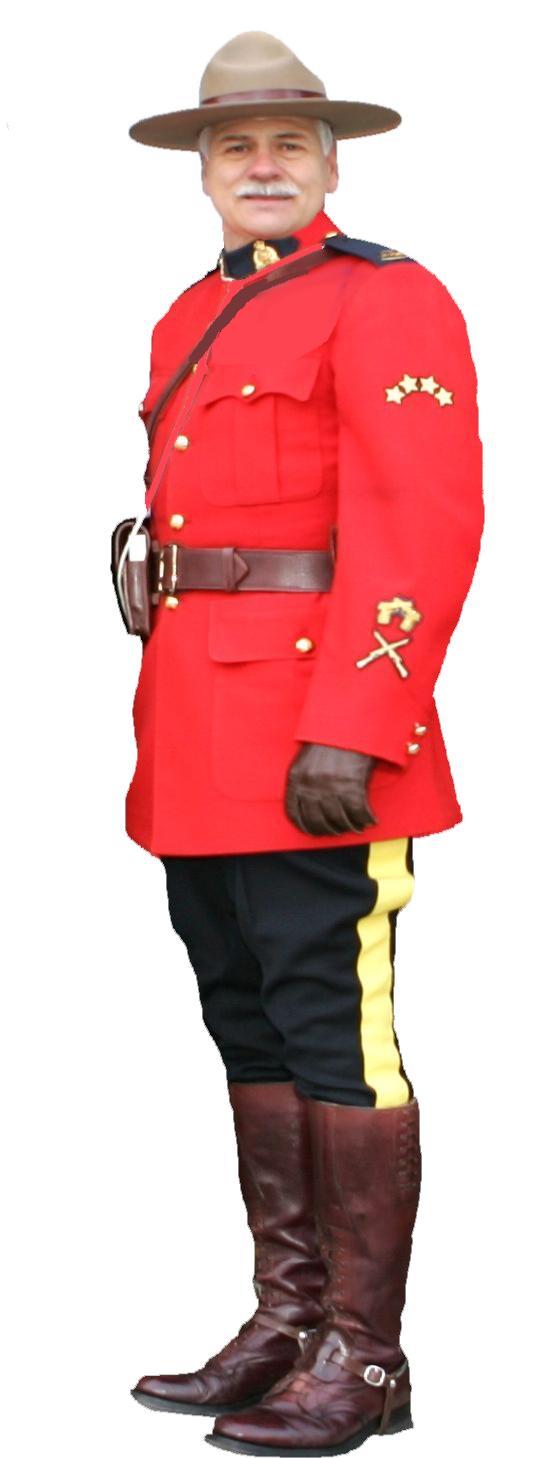 rcmp uniform and dress manual