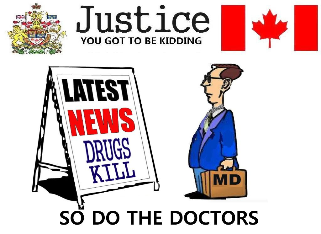 Image result for canadian medicine cartoon