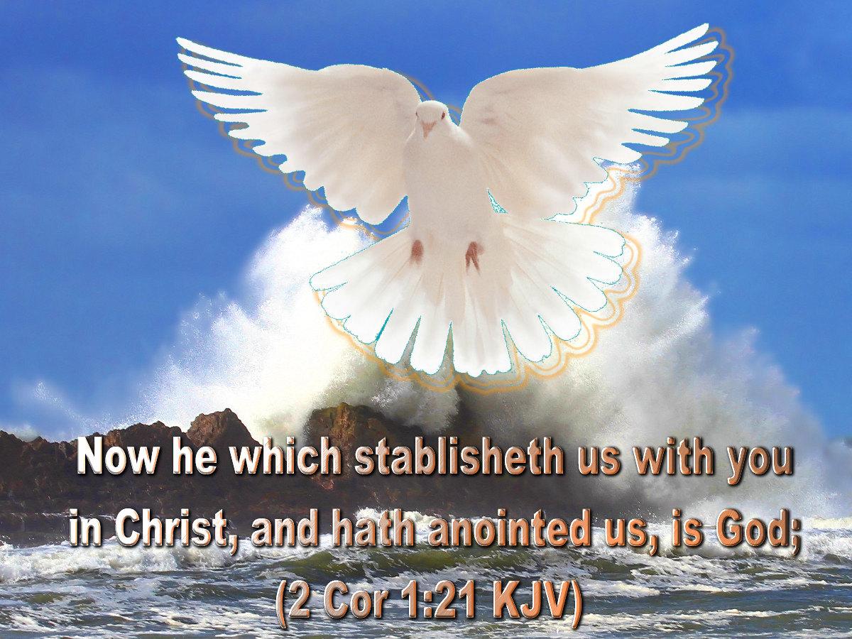 Christian posters bible holy spirit 187 holy spirit 3