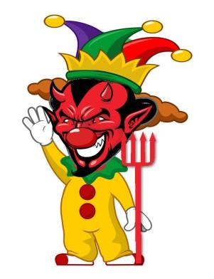 1Clown